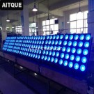 25X30W RGBW or RGB led matrix light