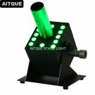 12pcs LED CO2 jet machine
