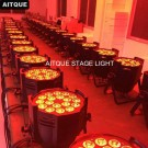 18pcs led par light